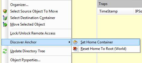 how to set a home reseau