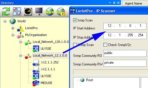 loriotpro ip scanner