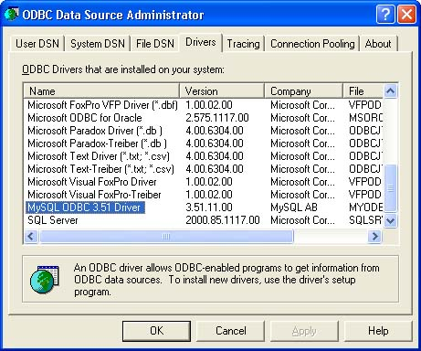 ODBC 3.51 WINDOWS 8 X64 DRIVER DOWNLOAD
